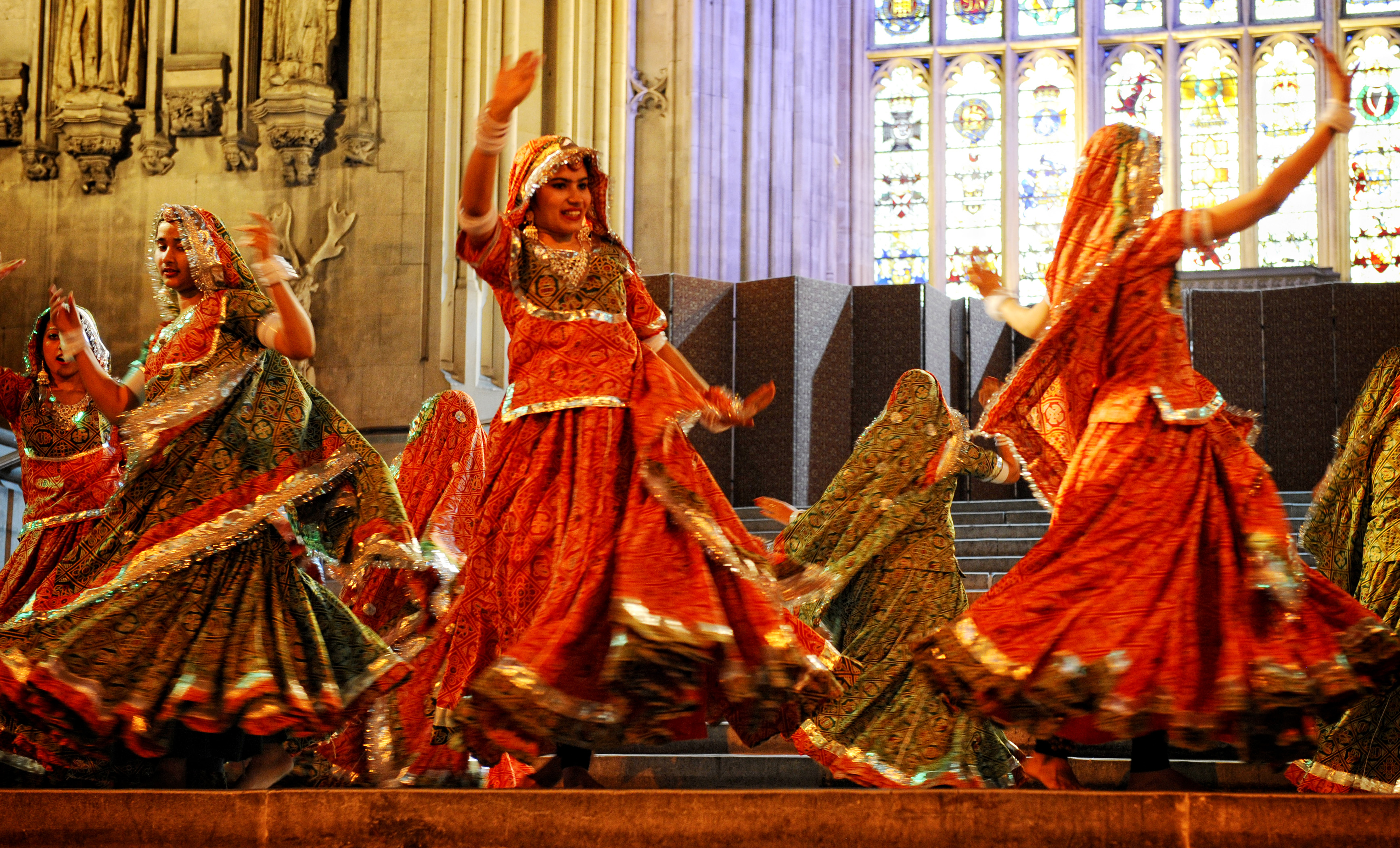 Heritage Dancers of India
