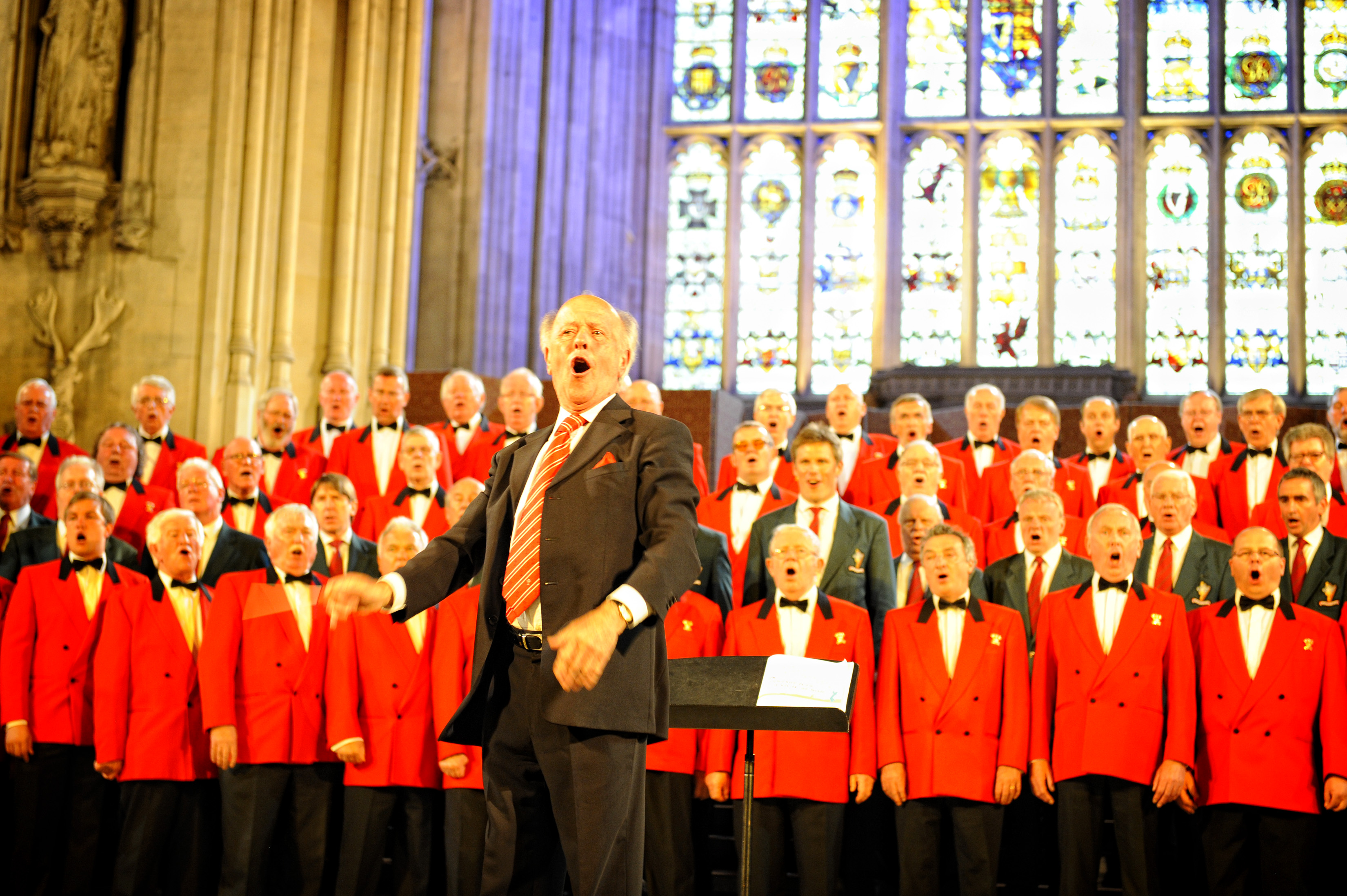London Welsh and Gwalia Male Voice Choirs