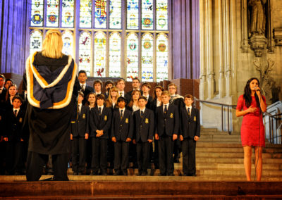 Commonwealth Carnival Laura Wright and Reading Blue Coat School Chamber Choir_BN081