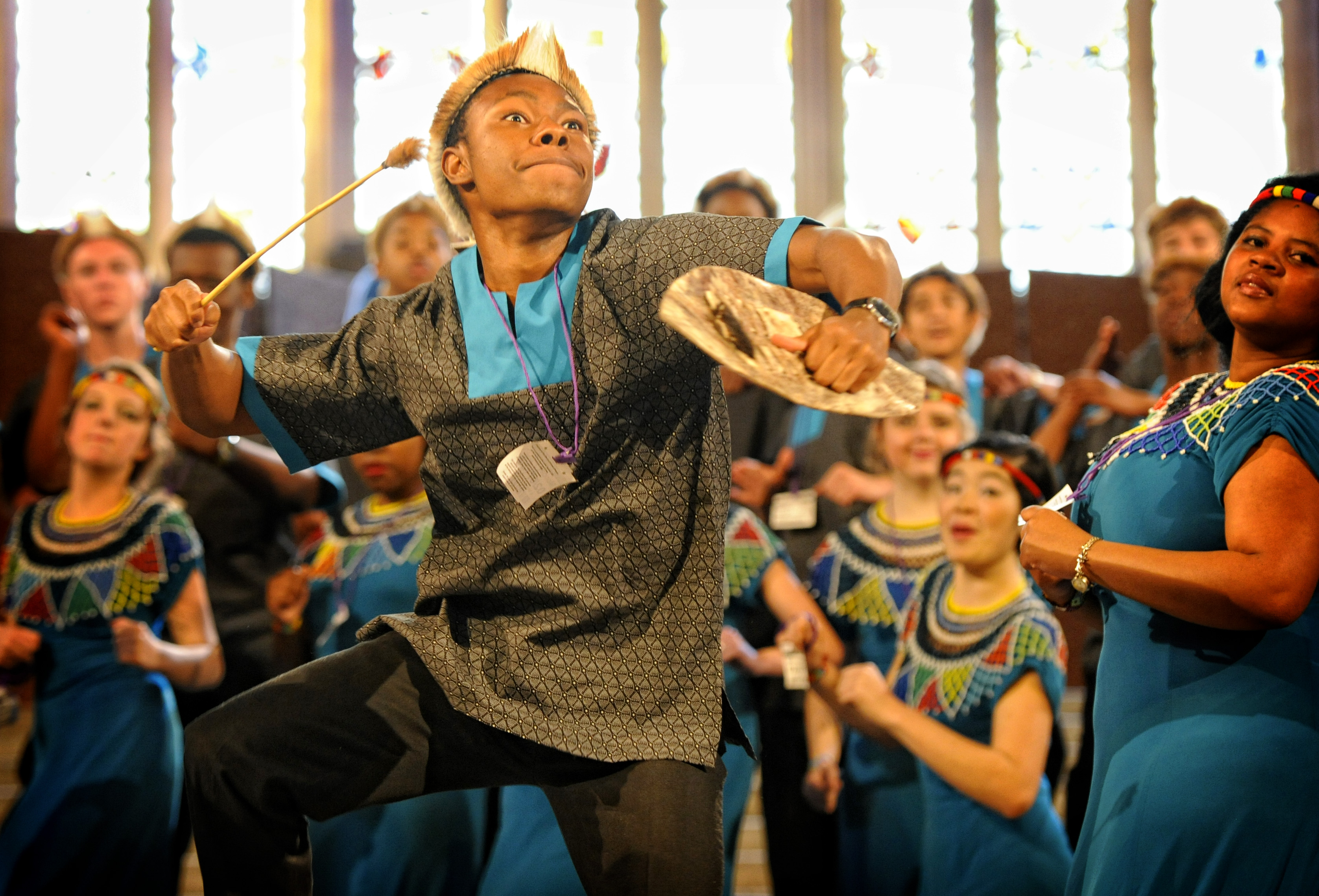 Midlands Youth Choir of South Africa