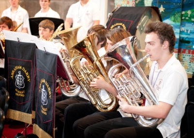 Westminster_Hall_BN092 Abraham Darby Showband