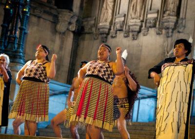 Westminster_Hall_BN134 Nagati Ranana Maori Choir Haka