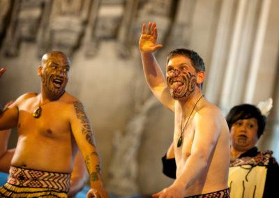 Westminster_Hall_BN139 Nagati Ranana Maori Choir Haka