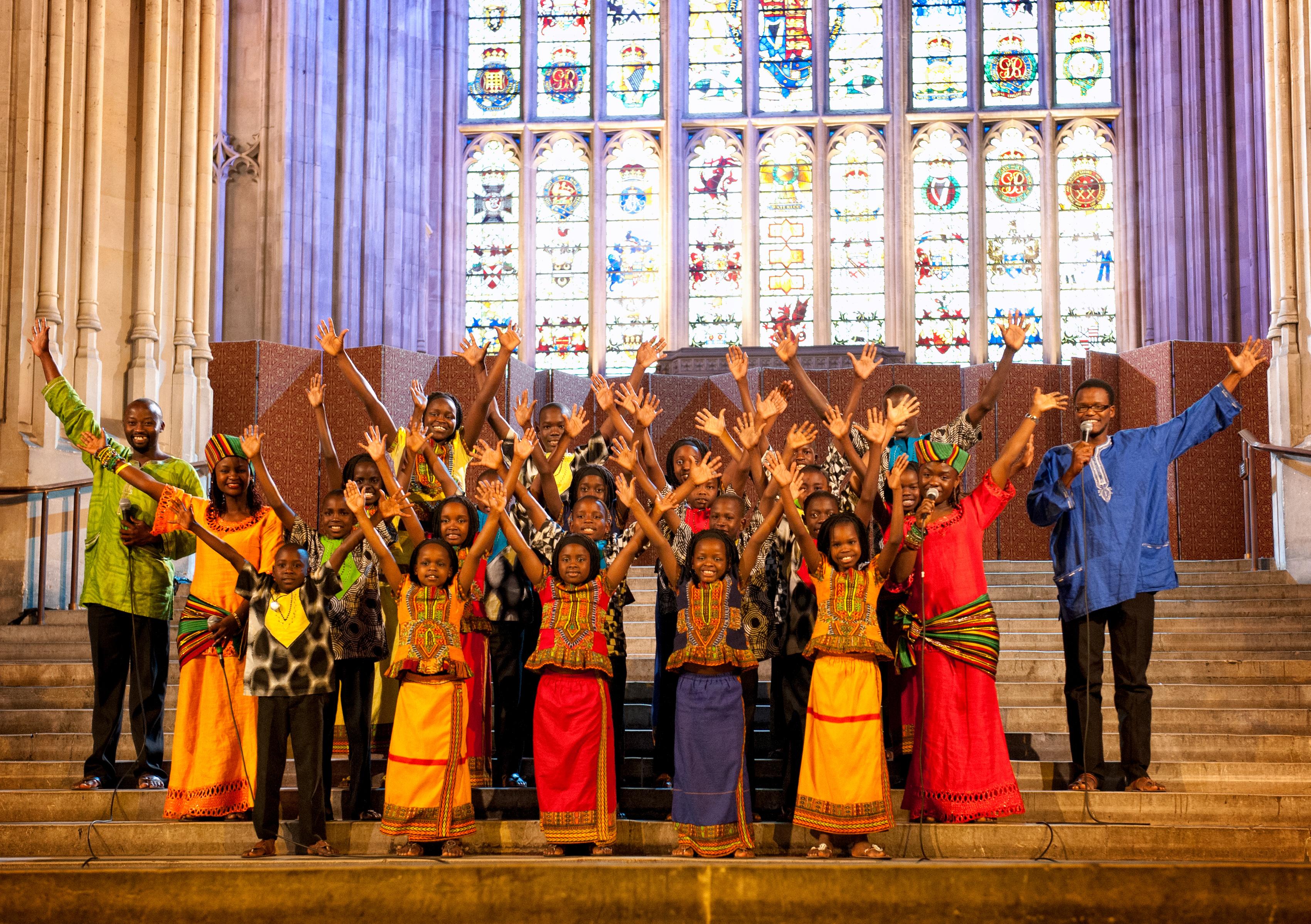 Watoto Children's Choir of Uganda