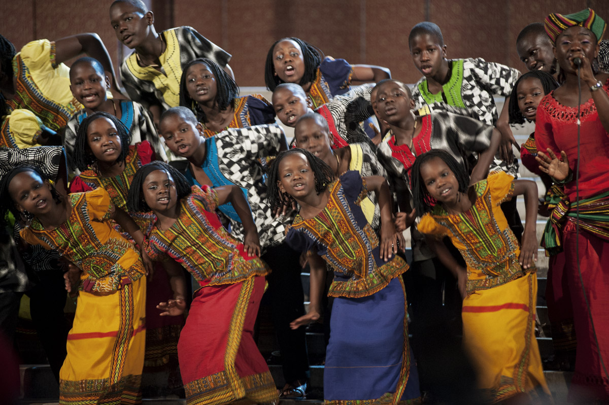 Watoto Children's Choir of Uganda