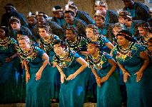 Midlands Youth Choir South Africa