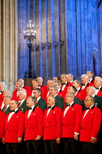 Cor Mebion Gwalia and London Welsh Male Voice Choirs